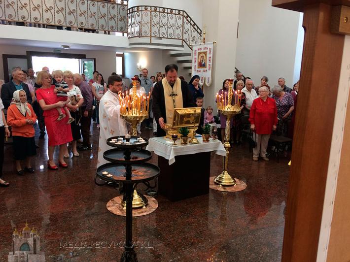 У Кропивницькому упродовж тижня проводили Святу місію
