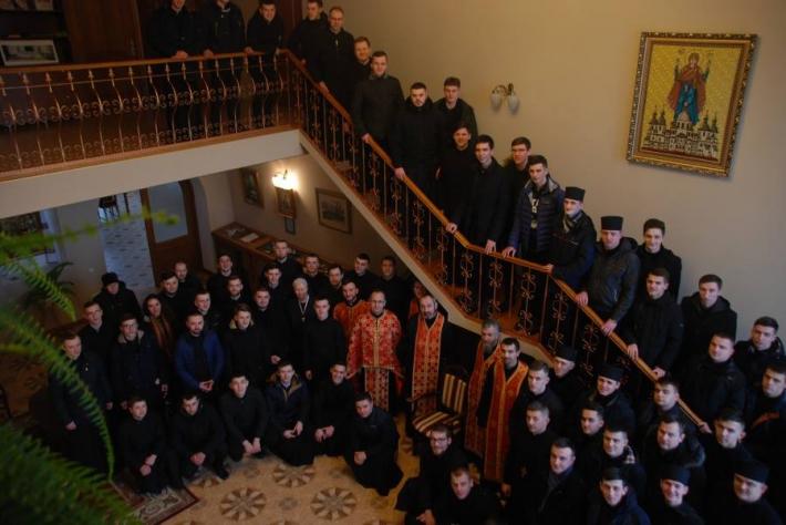 У будинку, де мешкав патріарх Любомир, молилися Панахиду
