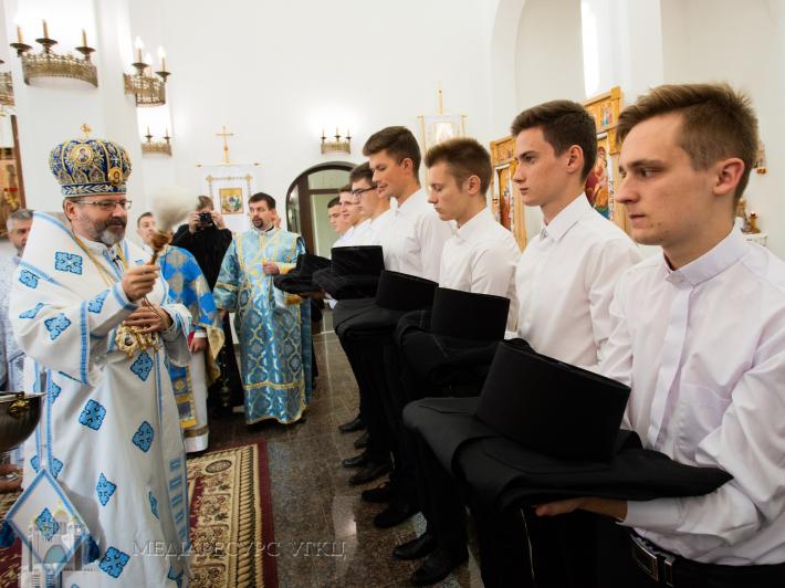 Блаженніший Святослав проголосив документ про підготовку кандидатів до священства в УГКЦ