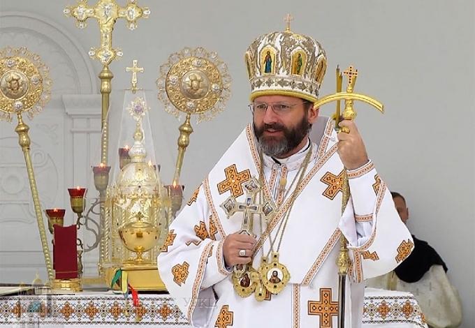 «Щоб побороти корупцію, потрібно навернутися до Бога…» – Глава УГКЦ