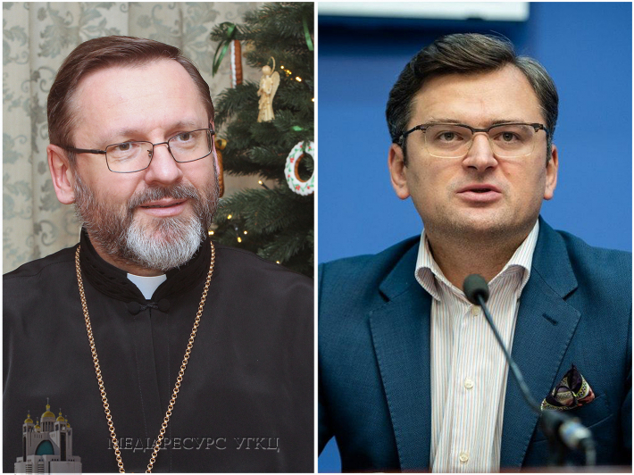 Глава УГКЦ з віцепрем'єром України говорили про європейську ідентичність, Стамбульську конвенцію та гендер