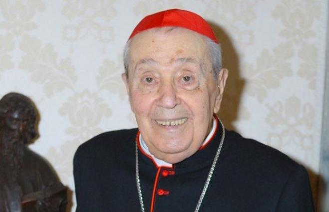 Владика Борис про кардинала Сільвестріні