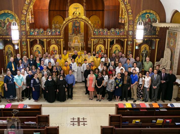 У США відбулася друга конференція «SingCon», у якій взяли участь зацікавлені церковним співом