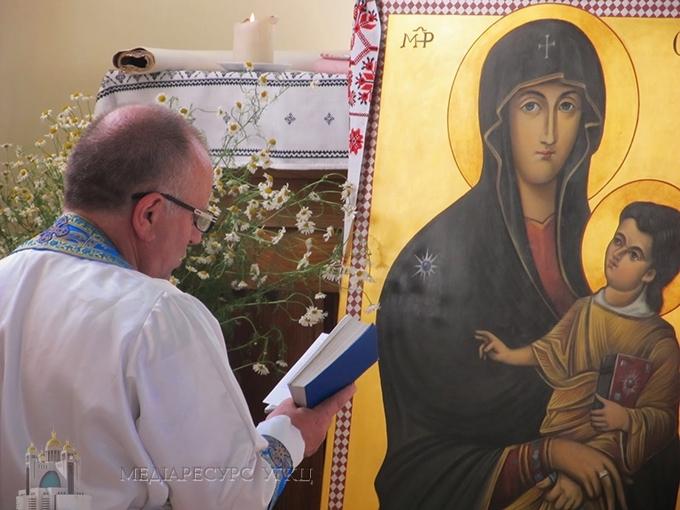 Глава УГКЦ поблагословив заснування двох Марійських відпустових місць у Донецькому екзархаті