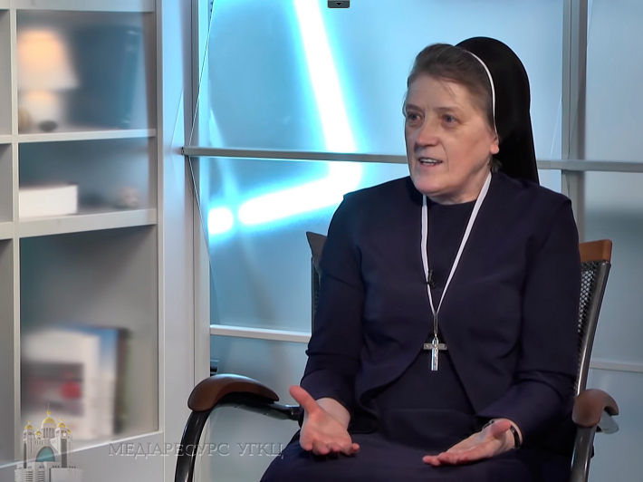 На «5 каналі» у програмі «Відкрита Церква» розповіли про Згромадження сестер служебниць