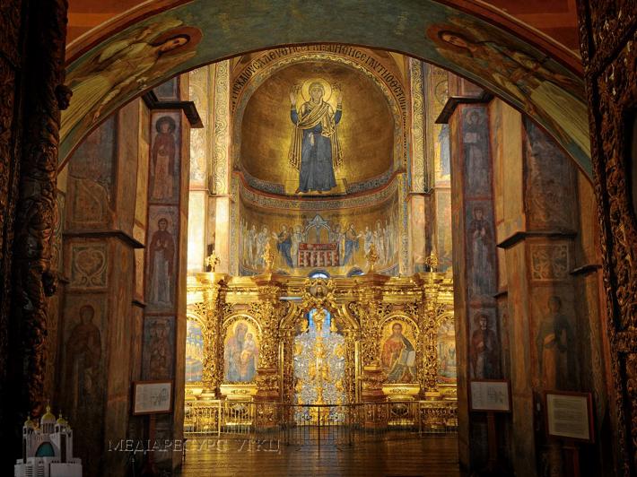 7 квітня у Софійському соборі не відбудеться Літургії УГКЦ
