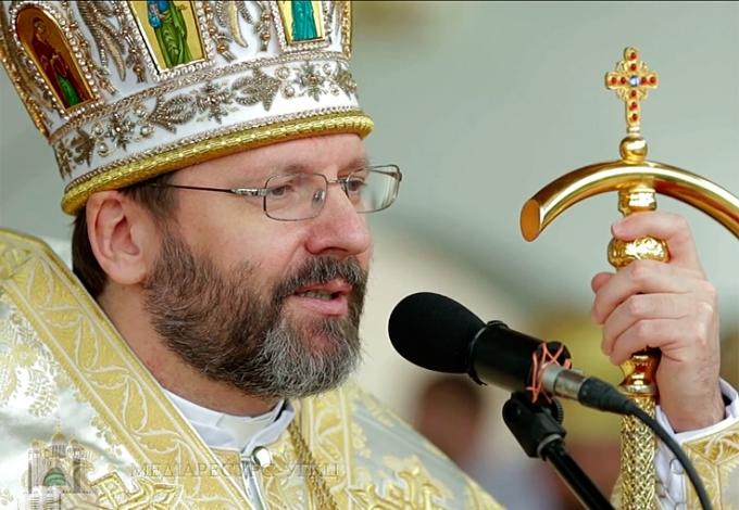 Глава УГКЦ подякував італійським єпископам за опіку над мігрантами з України