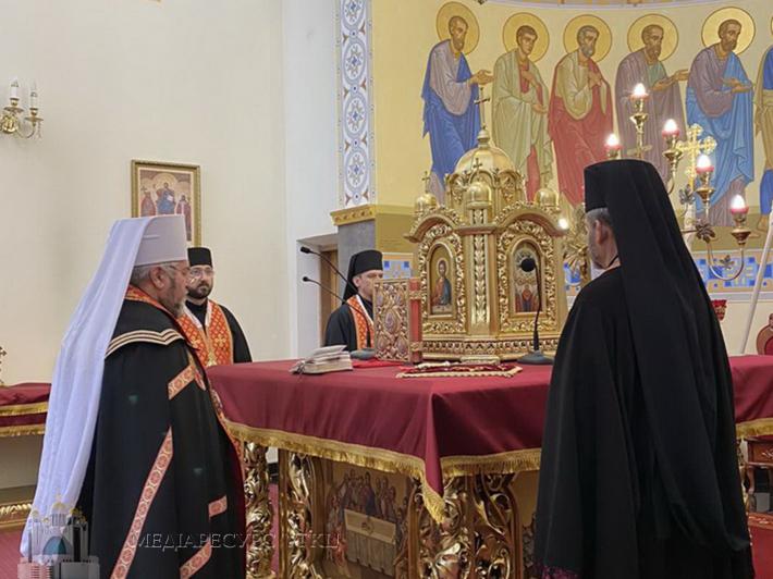 У Зарваниці відбулася І сесія Митрополичого Синоду Тернопільсько-Зборівської митрополії УГКЦ