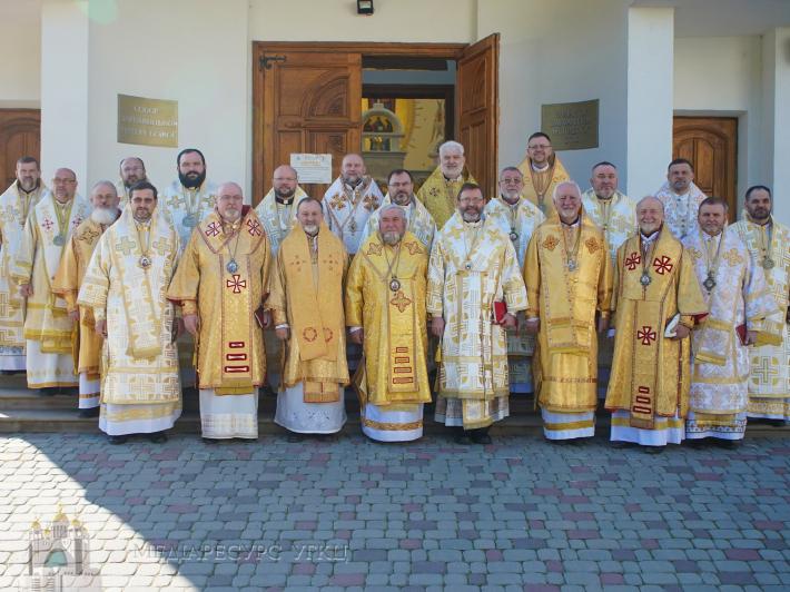 Синод Єпископів КГВА у Зарваниці, 26-27 травня 2021 року