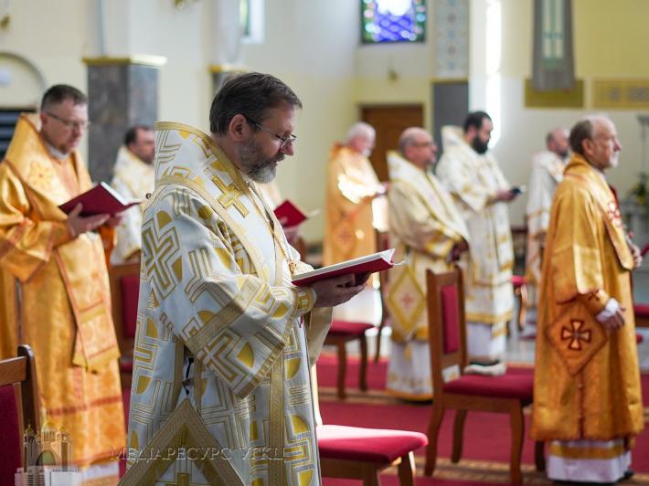 Постанови Вісімдесят восьмої сесії Синоду Єпископів Києво-Галицького Верховного Архиєпископства УГКЦ
