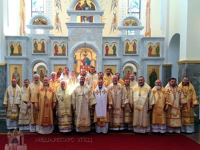 Постанови Сімдесят дев'ятої сесії Синоду Єпископів КГВА