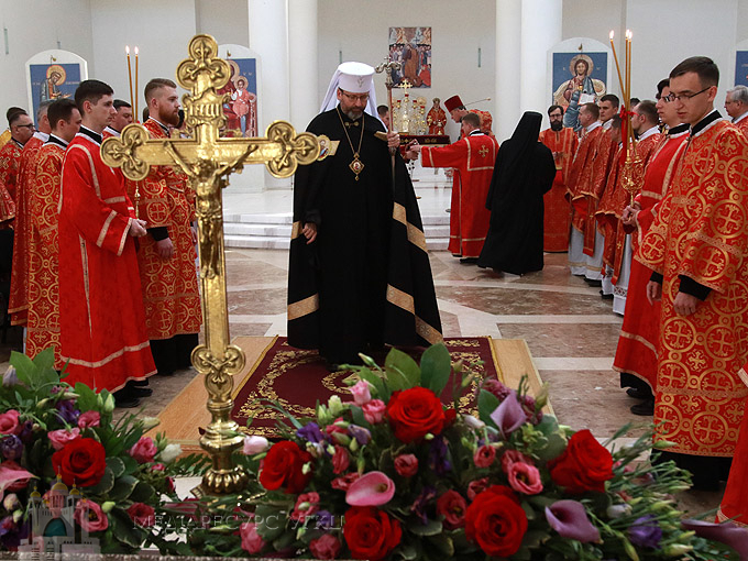 «Христовий священик покликаний співстраждати», — Глава УГКЦ у Великий четвер