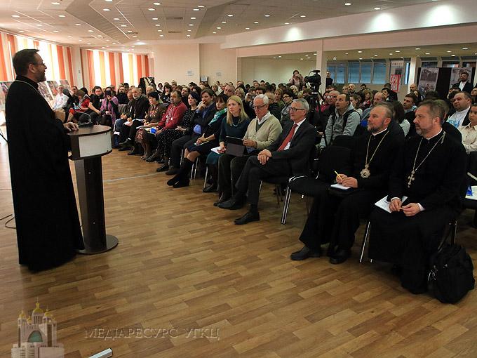 «Ми повинні врятувати сім'ю, як колись сім'я врятувала Церкву в період переслідування», – Глава УГКЦ на форумі «Соціальне служіння сім'ї»