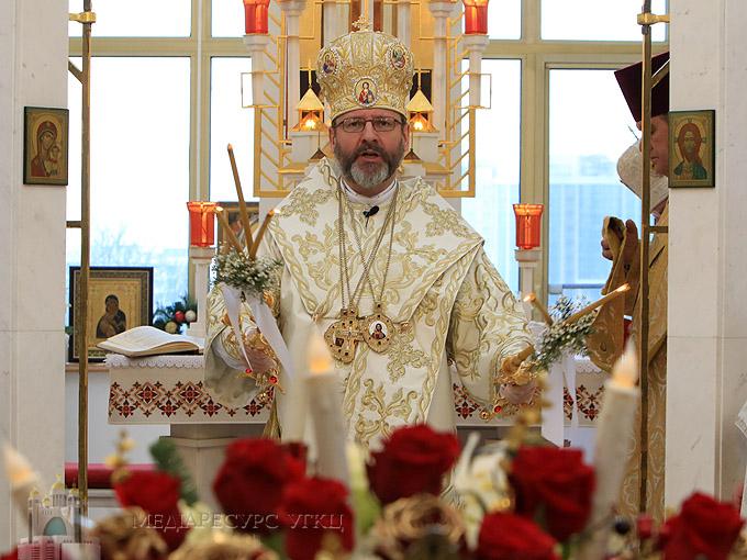 Блаженніший Святослав: «Той, хто радикально відтинає своє серце від усякого зла і неправди, стає новою людиною»