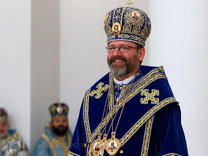 «Подія Благовіщення посідає вагоме місце у нашій Церкві», — Блаженніший Святослав у день десятиліття своєї хіротонії