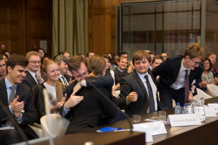 УКУ став національним організатором міжнародних судових змагань