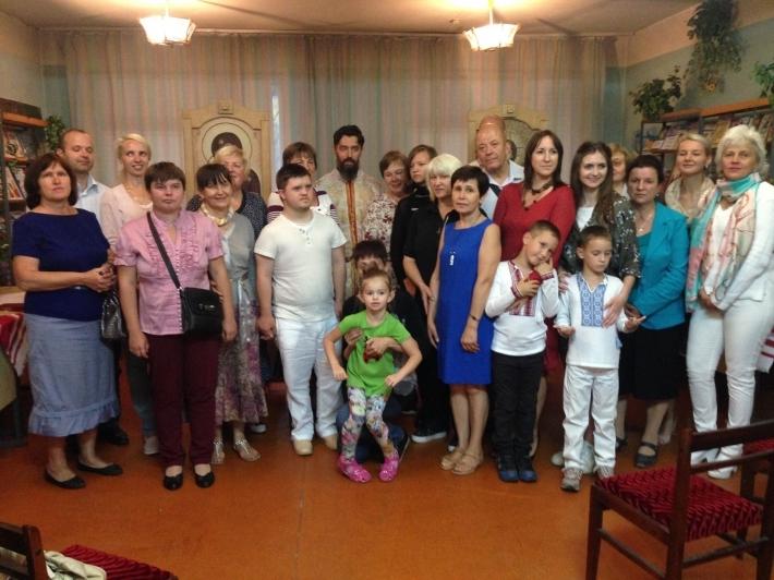 У Києві відкрили нову громаду УГКЦ
