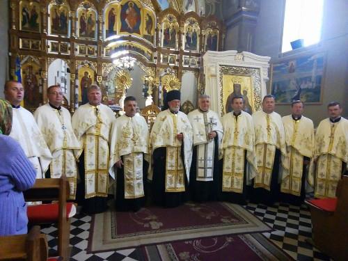 Зарваницька чудотворна ікона Богородиці об'єднала священнослужителів двох конфесій