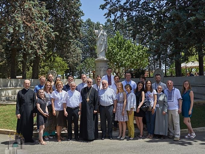 У Римі розпочалася школа, присвячена постаті патріарха Йосифа в міжнародних відносинах