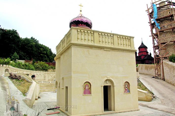 Унікальну культову споруду «Український Єрусалим» відкриють у Зарваниці