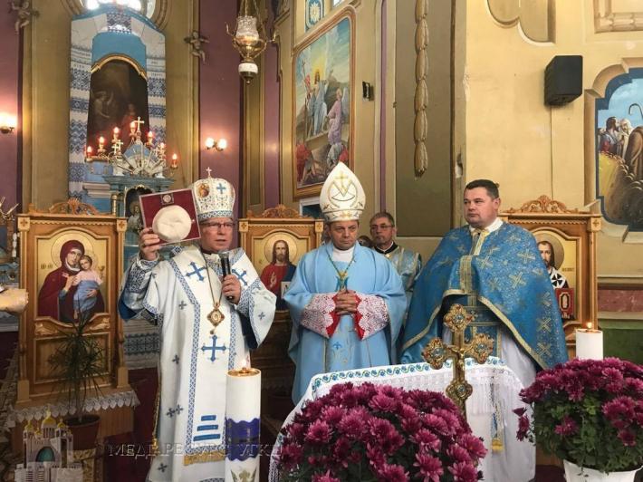 В Улашівцях святкували 400-літній ювілей Василіанського чину cвятого Йосафата