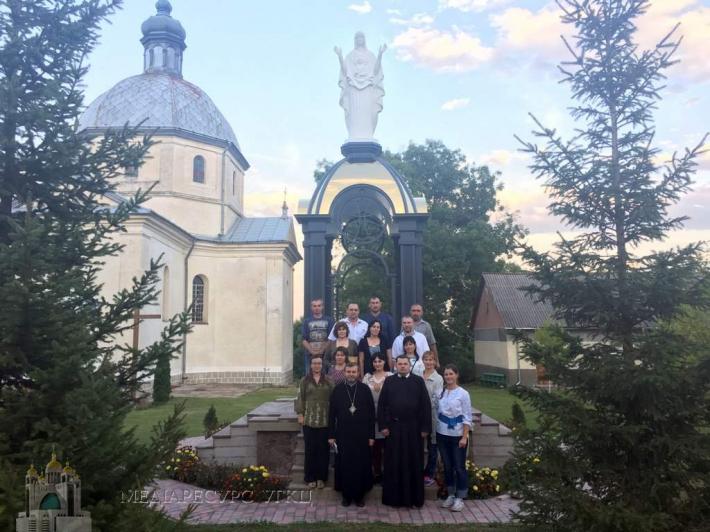 В Улашківцях провели реабілітацію для сімей учасників АТО