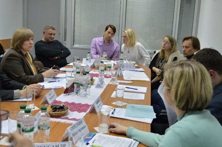 Серію експертних діалогів «Справедливість, мир і демократія: місія України» розпочали у Києві