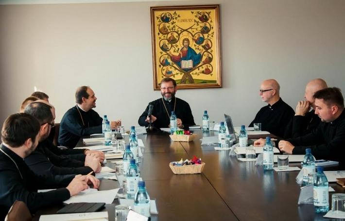 У Львові провели перший модуль програми для настоятелів вищих духовних навчальних закладів УГКЦ