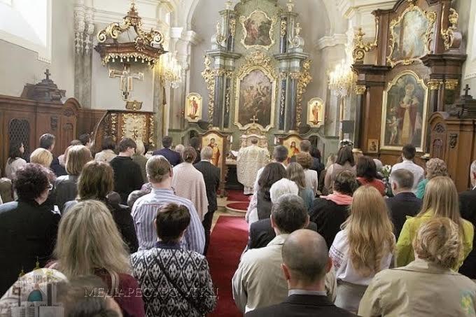 Українці в Угорщині відсвяткували Великдень