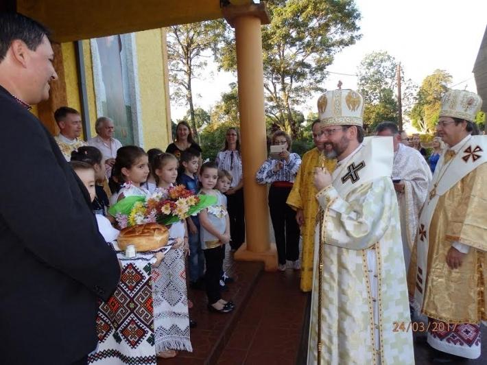 «Я хочу бути мостом між різними єпархіями нашої Церкви у світі», - Глава УГКЦ в Аргентині
