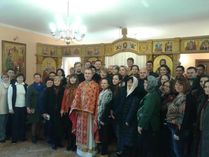 У Києві проведуть реколекції для дяків та регентів