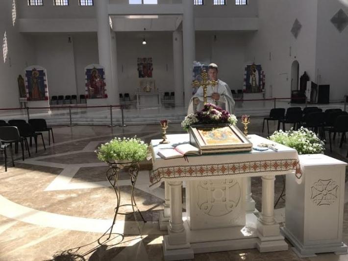У Патріаршому соборі вшанували пам