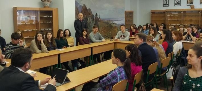 Примирення як шлях виходу з гуманітарної та соціальної кризи українського суспільства