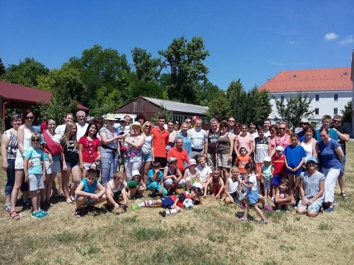 Українці в Угорщині відсвяткували День родини