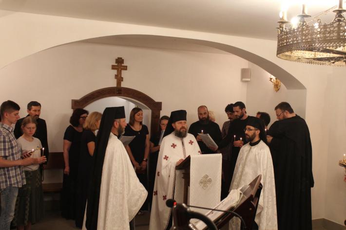 В Обухові відзначили храмовий празник у честь святого Антонія Печерського