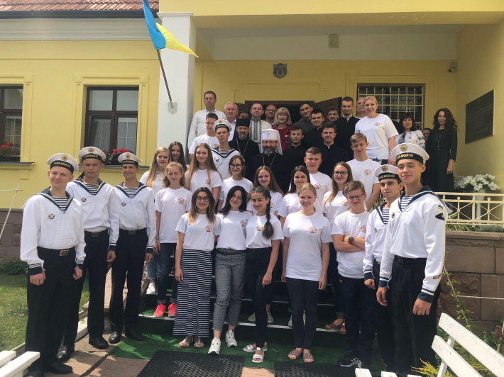 Блаженніший Святослав відкрив п'яту благодійну школу англійської мови на батьківщині патріарха Йосифа Сліпого