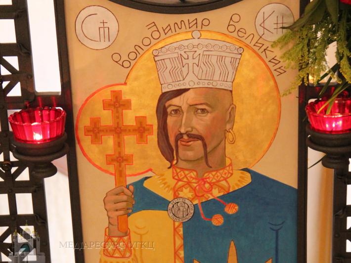 «Вікно до раю», – в Інсбруку освятили новий іконостас