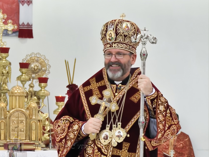 Проповідь Блаженнішого Святослава у день свята Воздвиження чесного і животворного Хреста