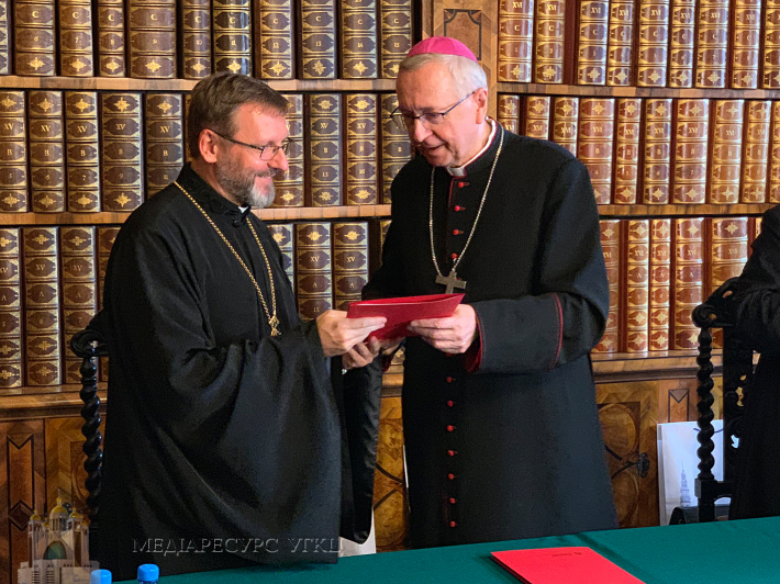 Глава УГКЦ у Польщі запропонував проголосити святого Івана Павла ІІ покровителем польсько-українського примирення