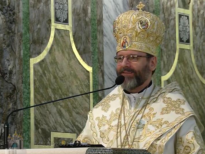 «Ми маємо надію! Жодне зло цього світу над нами більше немає сили!» — Глава УГКЦ привітав римо-католиків зі святом Пасхи