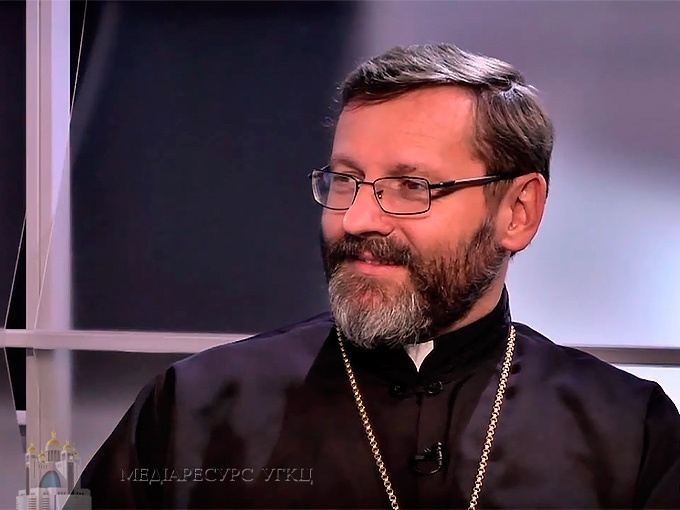 Глава УГКЦ: «Священика в лікарні потребує не тільки хворий, а й сама система охорони здоров'я»