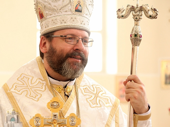 The Head of the UGCC: «In celebration of the 1030th anniversary of the Baptism of Rus