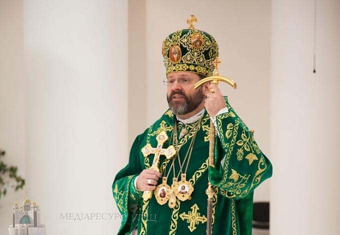 «Самбірсько-Дрогобицька єпархія народилася як плід П'ятдесятниці у синодальному діянні нашого народу!» — Блаженніший Святослав
