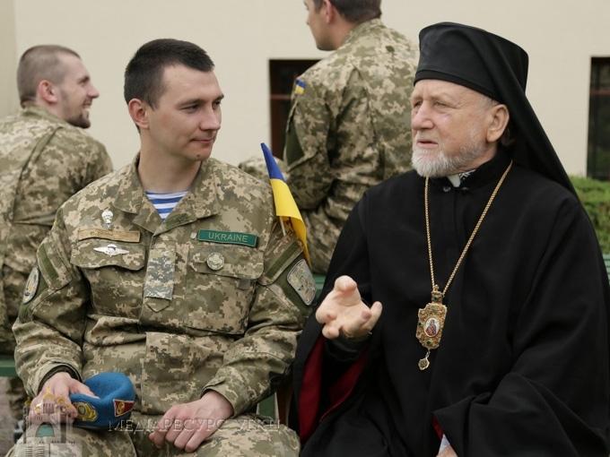 «Корабель військових паломництв безперервно рухається вперед», – військовий єпископ Михайло (Колтун)