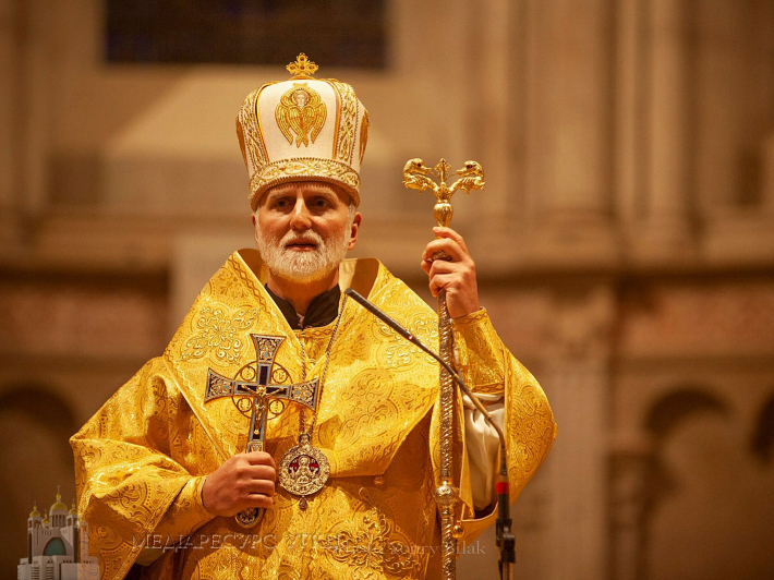 Pope Francis Appoints Most Rev. Borys Gudziak as new Metropolitan-Archbishop of the Ukrainian Archeparchy of Philadelphia