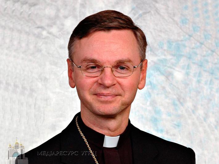 «Нашу віру потрібно передавати від покоління до покоління», — владика Давид Мотюк, голова Патріаршої катехитичної комісії УГКЦ