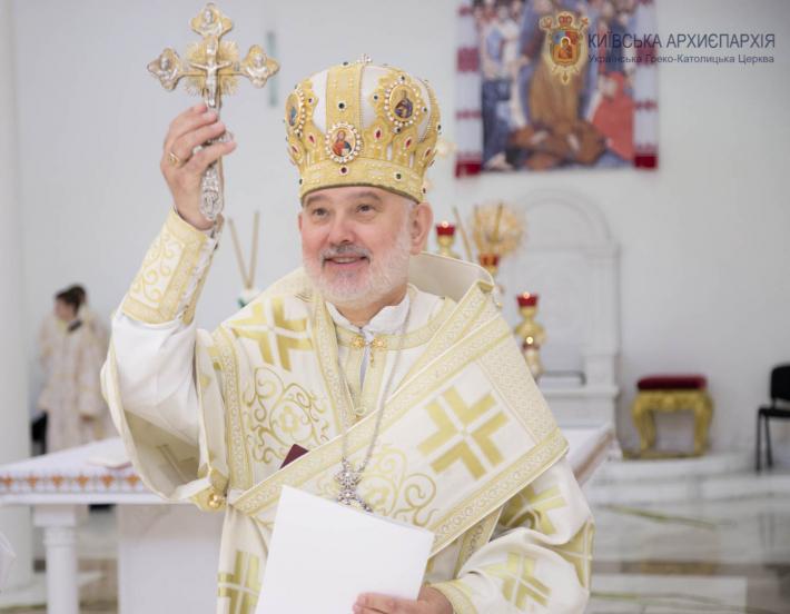 «Дякую за любов, яку Бог проявляє до мене», – єпископ Йосиф Мілян у день десятиріччя своєї архиєрейської хіротонії
