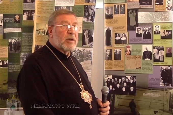 Екзарх Донецький УГКЦ: «На сьогодні в екзархаті душпастирює 51 священик, зареєстрована 81 парафія»