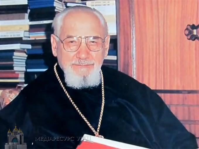 Двадцять років тому помер митрополит Володимир Стернюк