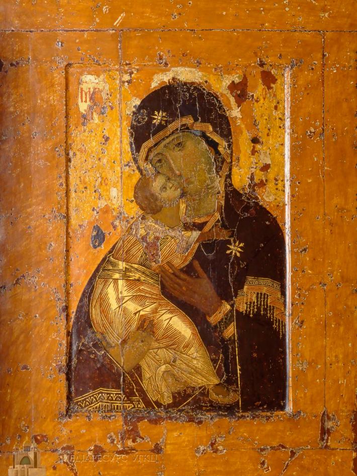 Вкрадена українська святиня й досі у Москві. Богородиця Володимирська чи Вишгородська?